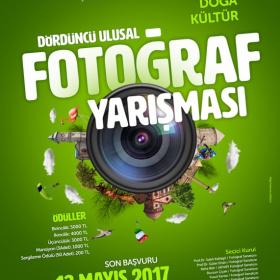 """4.Ulusal Fotoğraf Yarışması """"Kayseri'de Yaşam, Doğa, Kültür'' - Son Katılım Tarihi:13 Mayıs 2017"""