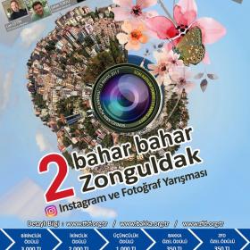 Bahar Bahar Zonguldak  Fotoğraf Yarışması - Son Katılım Tarihi: 01.05.2017