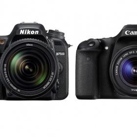 Nikon D7500 vs Canon 80D Karşılaştırma