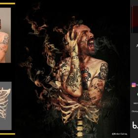 BERKER DALMIŞ İle Adobe Photoshop Eğitimleri