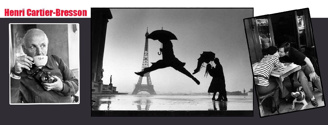 'An Avcısı ' Fotoğraf Ustası 'Henri Cartier-Bresson' Kimdir?
