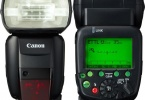 Canon Speedlite 600EX-RT Tepe Flaş