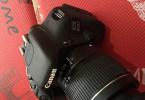 Canon 600d 18 55 lens