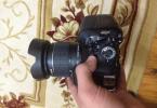 Canon 600D 18-55 BATARY Grip İki batarya taşıma ÇANTASI