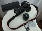 Canon 650d 18-135 mm is stm obj hoya slim filtre seti (nd,uv,pol) orj yedek pil çanta