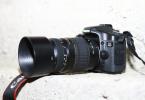 Canon40d 70-300 lens