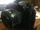Nikon d300s   35-70mm f/3.3-4.5