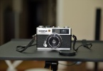 Olympus 35 ED 35mm Rangefinder Filmli Makine Kolleksiyonluk