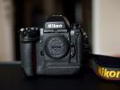 Nikon F5 Kolleksiyondan Satılık 0  Kondisyonda