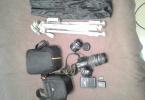 Az kullanılmış Nikon D3100