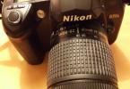 Nikon D 70 S