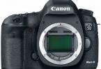 Canon EOS 5D Mark III Body Fotoğraf Makinesi ( 2.EL )