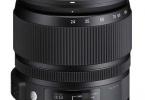Sigma 24-105mm F4 DG OS HSM ART Lens( Canon Uyumlu)