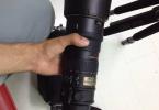 Nikon 70-200 f2.8 lens