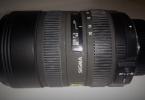 Sigma 8-16 mm f:4.5 HSM (Nikon Uyumlu)