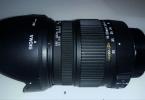 Sigma  18-50 mm f2.8 HSM Lens (Nikon Uyumlu)