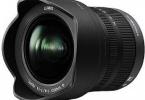 Panasonic 7-14mm f/4 Lens (Olympus-Panasonic Uyumlu)