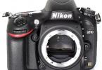 Nikon D610 Body Fotoğraf Makinesi (2.EL)