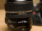 CANON 17-85 MM LENS