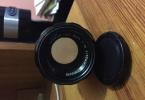 Nikon Nikkor-S.C 50mm f/1.4 manuel lens