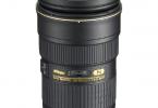 Nikon AF-S 24-70mm f/2.8G ED Objektif ( 2. EL )