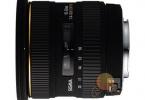 Canon uyumlu Sigma 10-20MM F/4-5.6