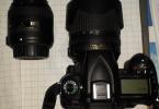NİKON D90  18-105  +  40MM MACRO LENS İLE ÇOK AZ KULLANILMIŞ  ( 6200 SHUTTER )