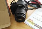 Canon camera eos 1200d