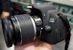 Satılık Canon 650d
