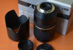 Tamron 70-300. Nikon uyumlu