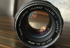 Super Multi Coated Takumar 50mm f1.4 m42 Lens