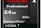 KOMPUTERBAY 64GB Professional COMPACT FLASH CARD