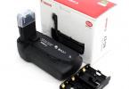 Canon BG-E7 Battery Grip for Canon EOS 7D (Orjinal) Kutusunda