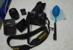 nikon d5100 18-55 , 50 mm lens