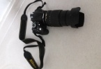 Acil satılık d3100 - 18-105mm lens