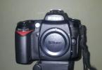 ÇOK ACİL SATILIK Nikon D90 -Body+ ÇANTA+Aparatlar