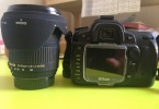 Nikon d80 sigma 18-50 f:2.8 ex