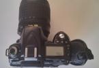 Nikon  D90+18-105VR Tertemiz Makine