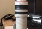 CANON LENS 100-400mm f/1:4.5-5.6 L