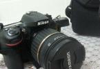 Nikon D7100 Tertemiz Lensli / Yedek Bataryalı / Çantalı
