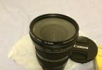 Canon EF-S 10-22mm f/3.5-4.5 USM Lens pazarlıksız