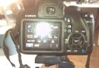 Temiz Canon 1100d +18-55mm lens +2 adet batarya + çanta |Full set
