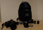 Nikon D5100 + 18-105 + Lowepro Çanta + Yedek Batarya + Filtreler