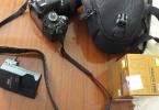 temiz az kullandıgım nıkon d3100 fotograf makınesı