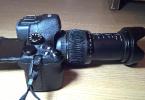 0 Gibi Fujifilm X-S1 FULL HD Video +Parasoley+Çanta+8 GB H.K