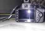 Nikon D3200 çift lens. Acil satılık