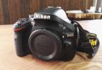 Kesinlikle açıklamaya bakın. Nikon D5200 Body