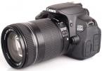 Canon 650D + 18-135 objektif