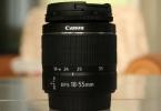 Garantili Canon 650d çift lens+aksesuarlar