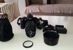 Nikon D5000 55-200 Acil Satılık